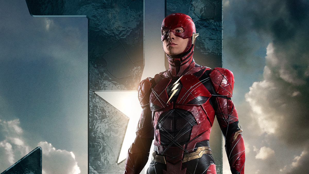 The Flash movie begins production Miller.