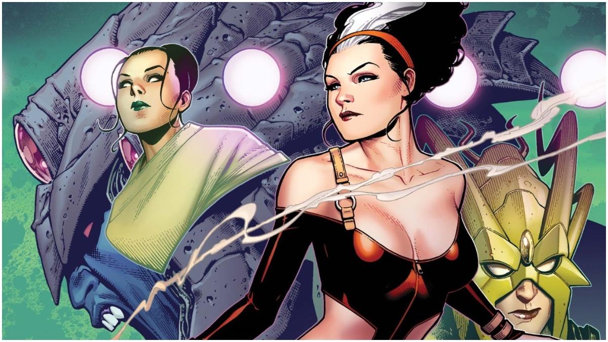Marvel Comics Countessa