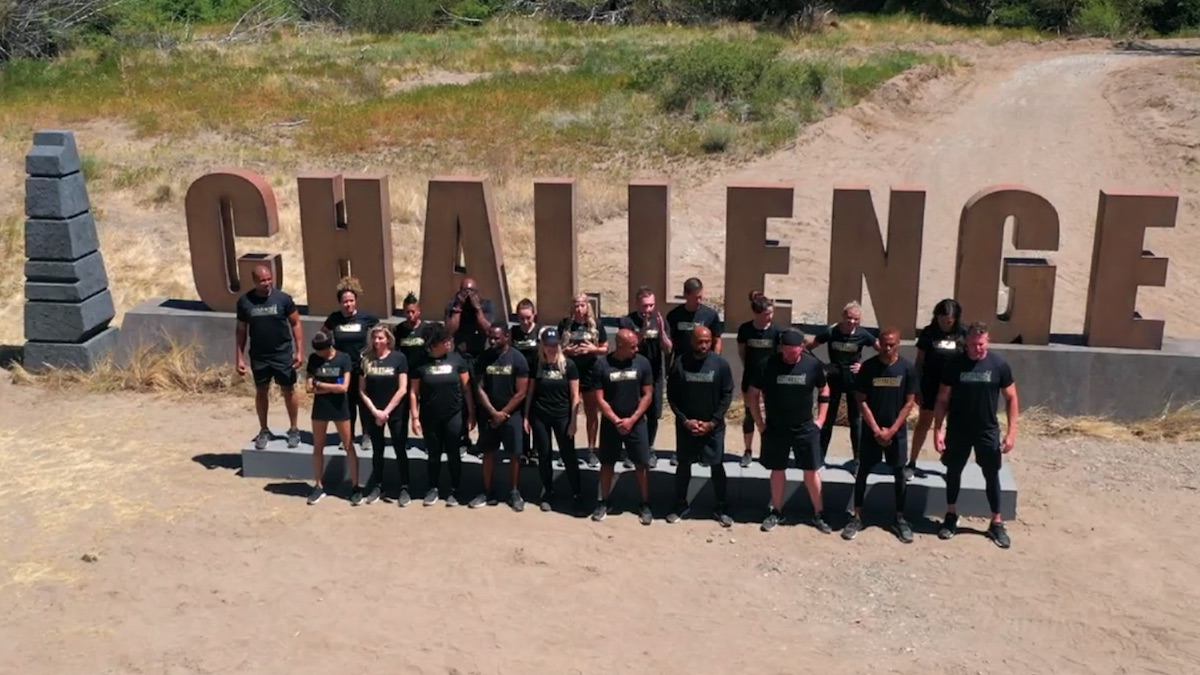 cast of the challenge all stars at daily mission in episode 2