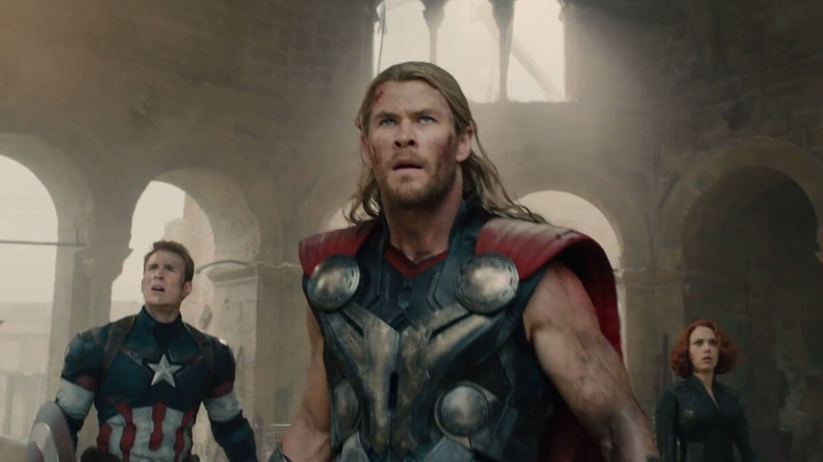 Avengers; Age of Ultron