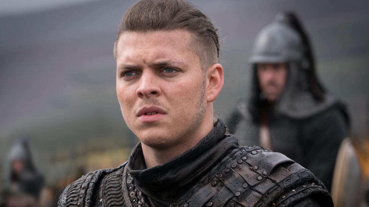 Alex Hogh Andersen stars as Ivar the Boneless in History Channel's Vikings