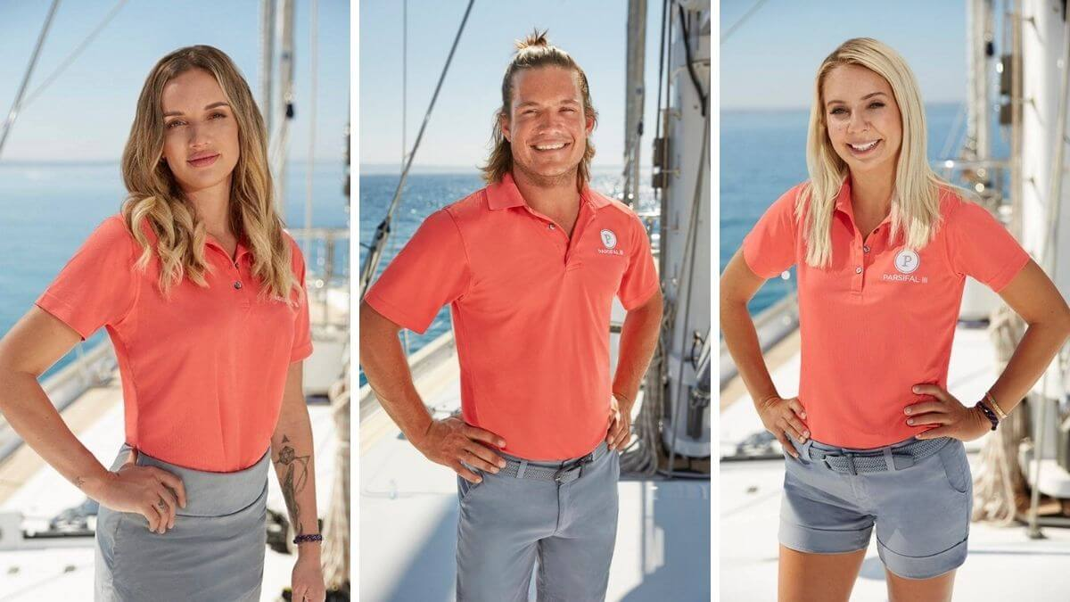 Below Deck Sailing Yacht producers weighs in on the Gary King, Alli Dore, and Sydney Zaruba love triangle.