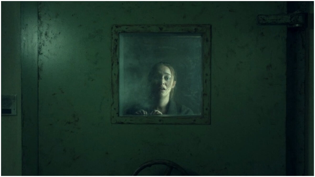 Alycia Debnam-Carey stars as Alicia Clark, as seen in Episode 14 of AMC's Fear the Walking Dead Season 6