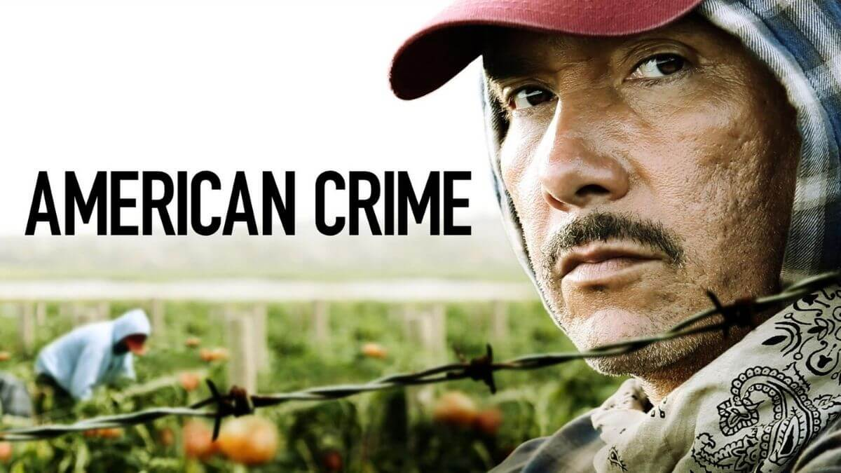Key art from ABC's American Crime.