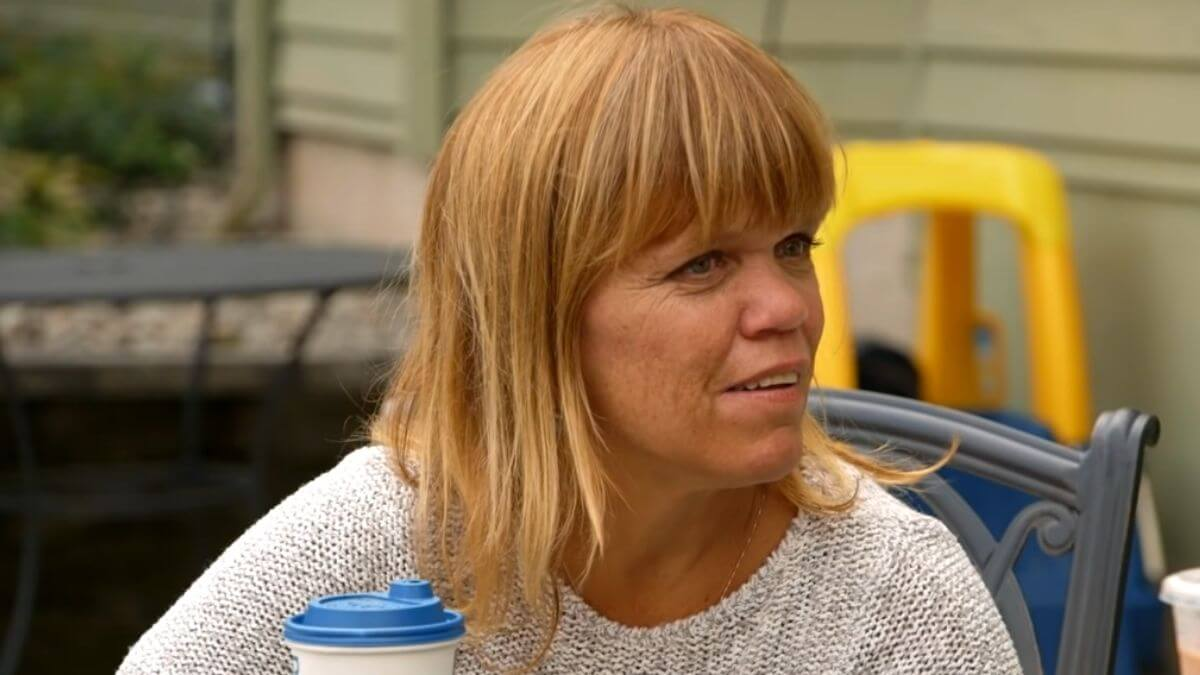 Amy Roloff of LPBW