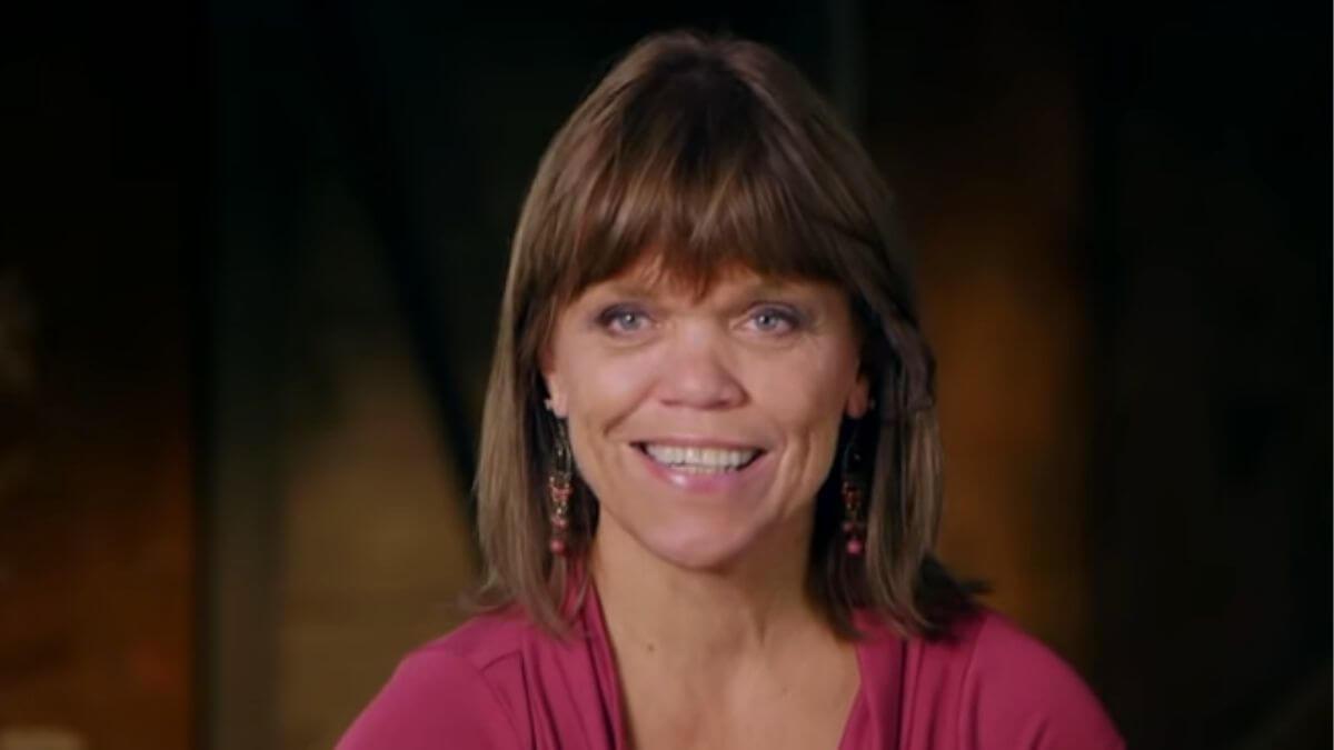 Amy Roloff of Little People Big World