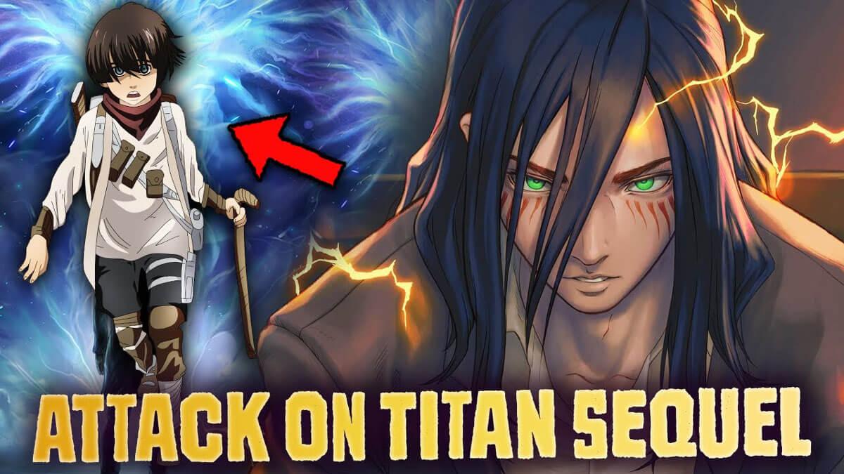 Attack On Titan Eren Mikasa Child Kid