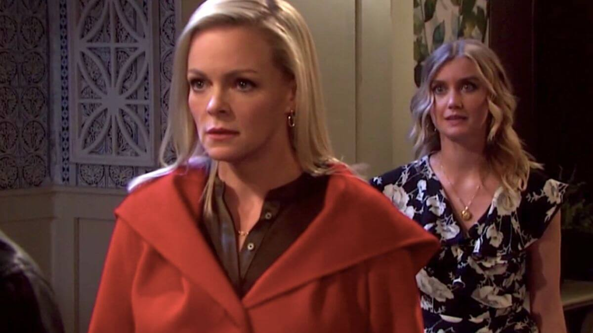 Days of our Lives spoilers reveal danger for Belle, Claire and Chloe.