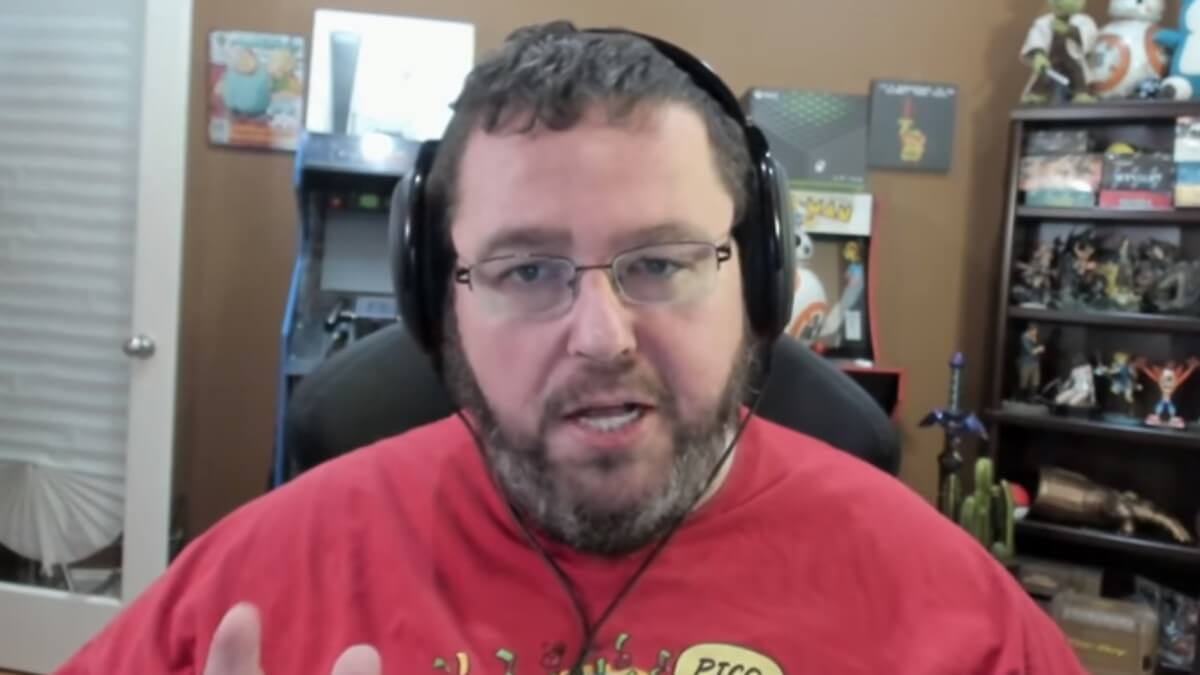 Boogie2988 on his YouTube channel