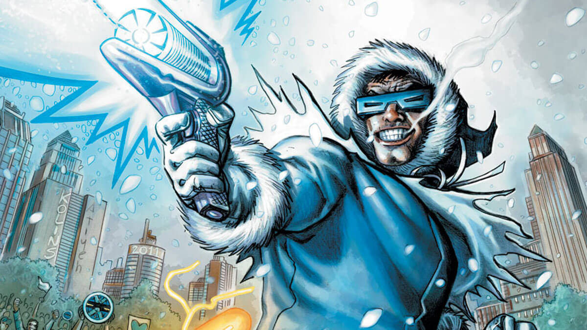 Flashpoint: Captain Cold as a hero
