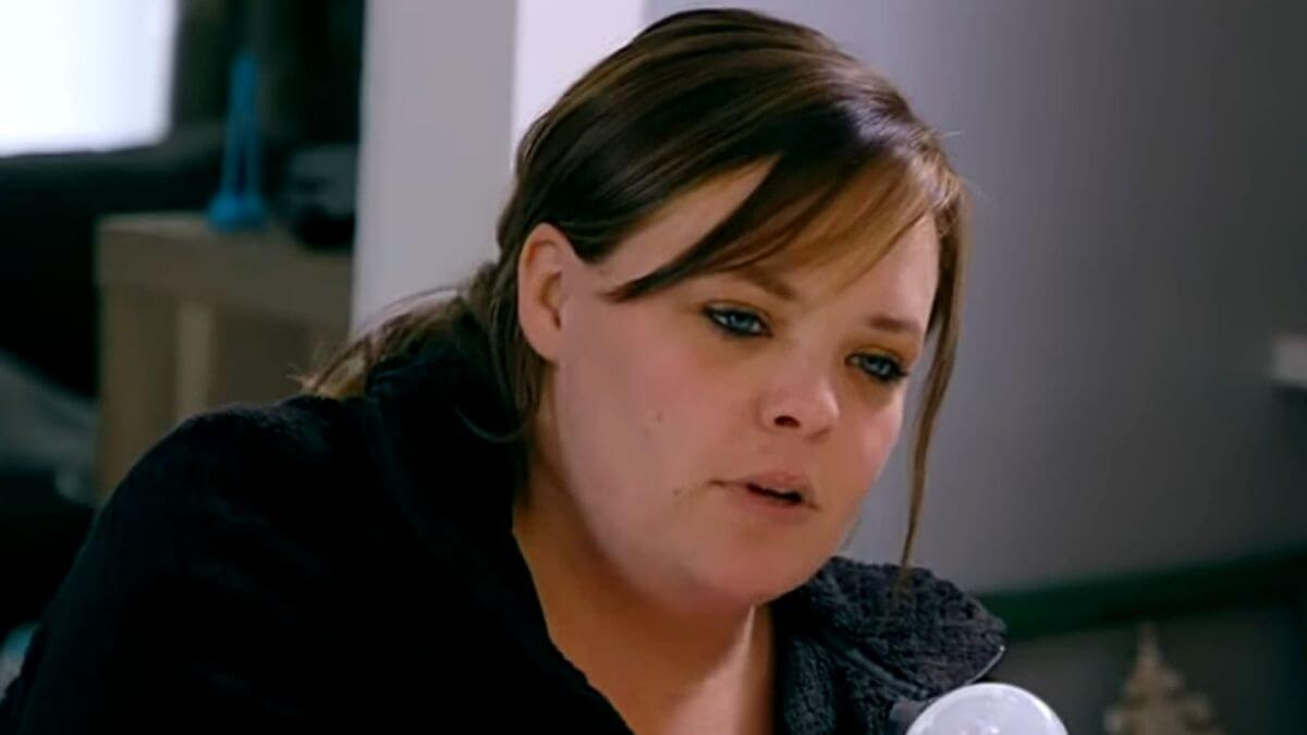 Catelynn Baltierra of Teen Mom OG