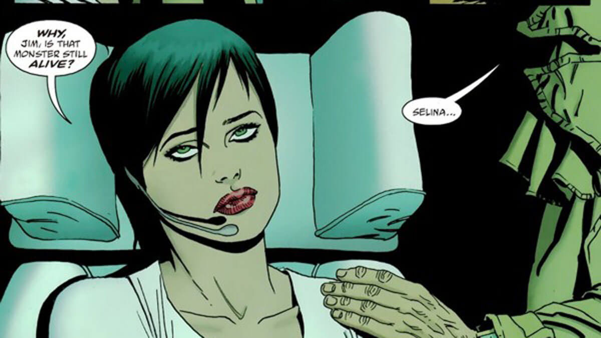 Flashpoint: Catwoman as Oracle