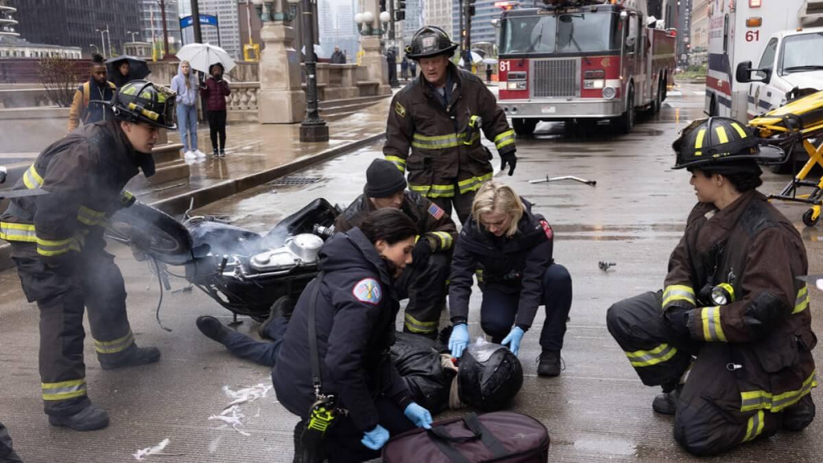 Chicago Fire Season 9 Finale