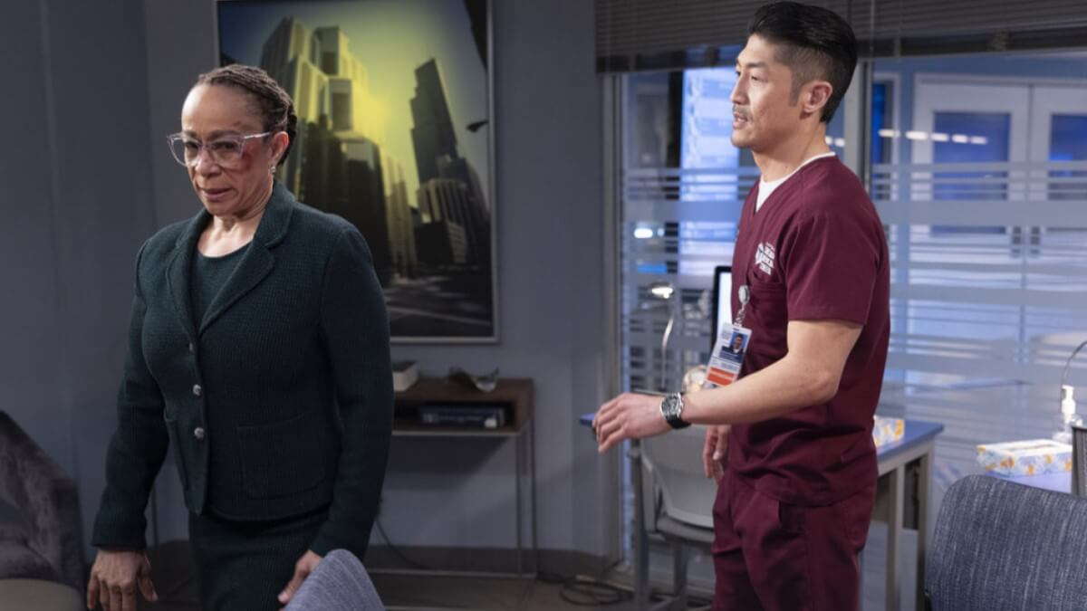 Chicago Med S6 E13
