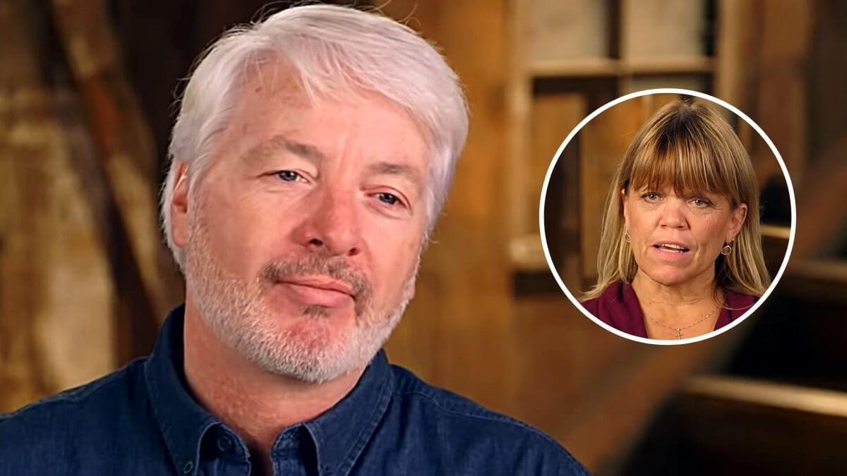 Chris Marek and Amy Roloff of LPBW