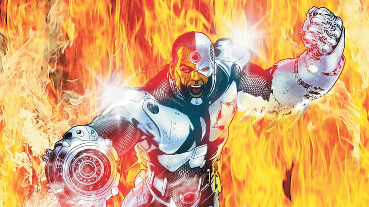 Flashpoint: Cyborg