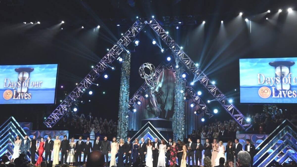 Daytime Emmy Awards nominations for 2021.