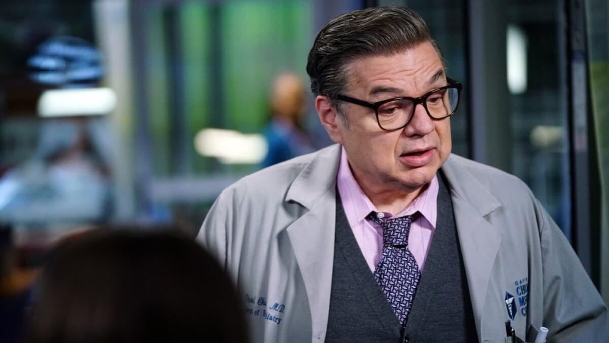 Dr Charles Season 6 Chicago Med