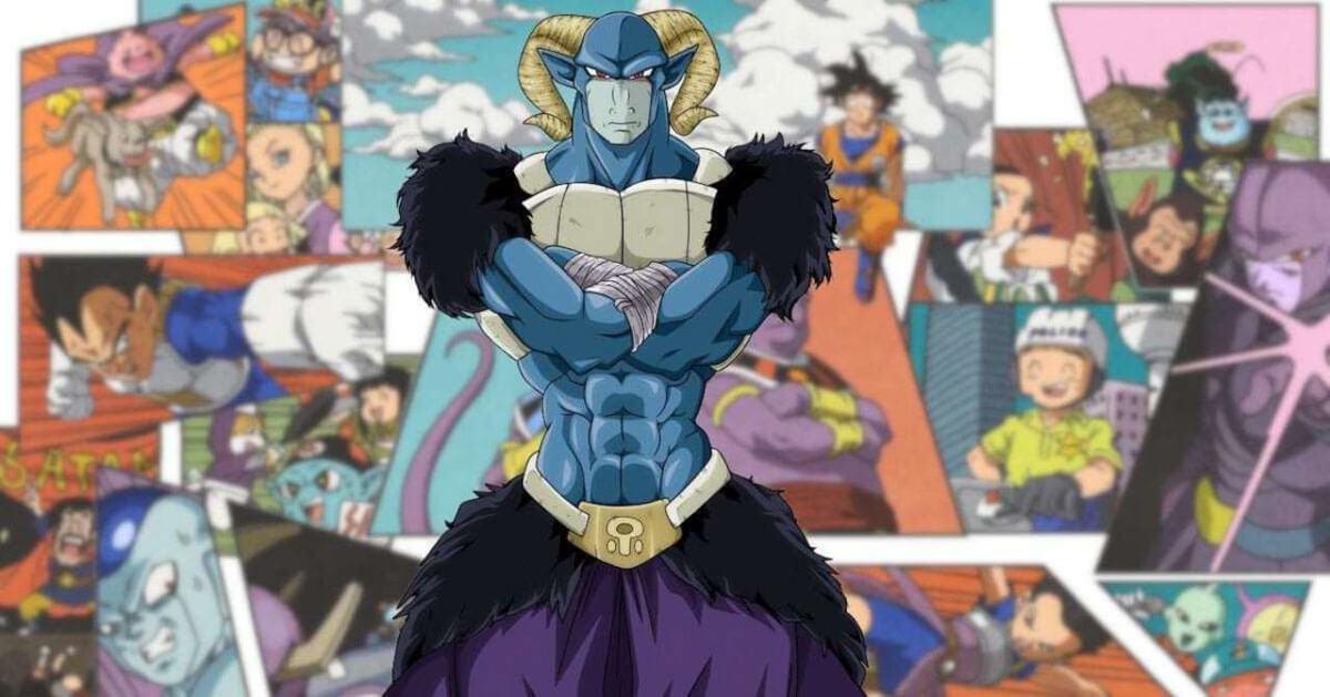 Dragon Ball Moro