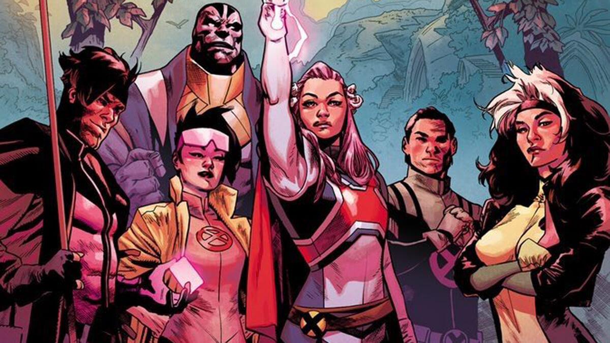 The members of Excalibur