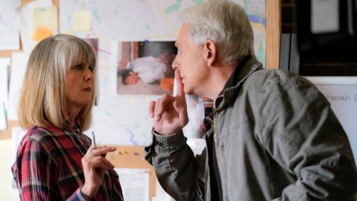 Gibbs And Marcie