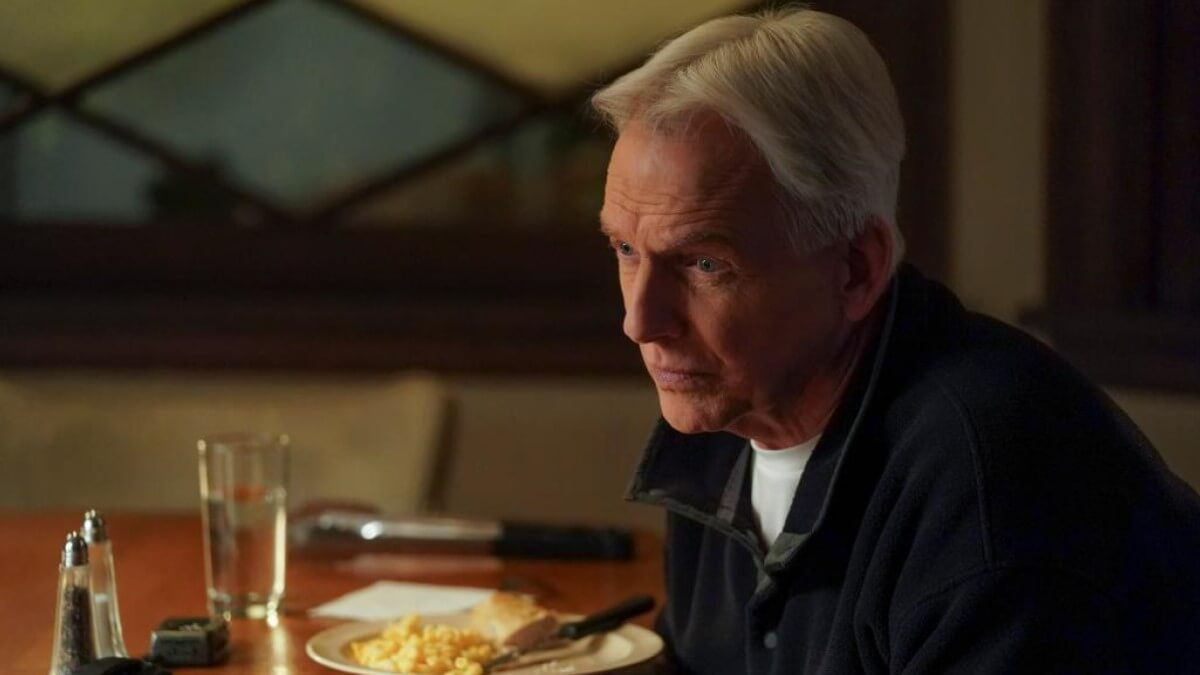 Gibbs NCIS Season 18 Dinner