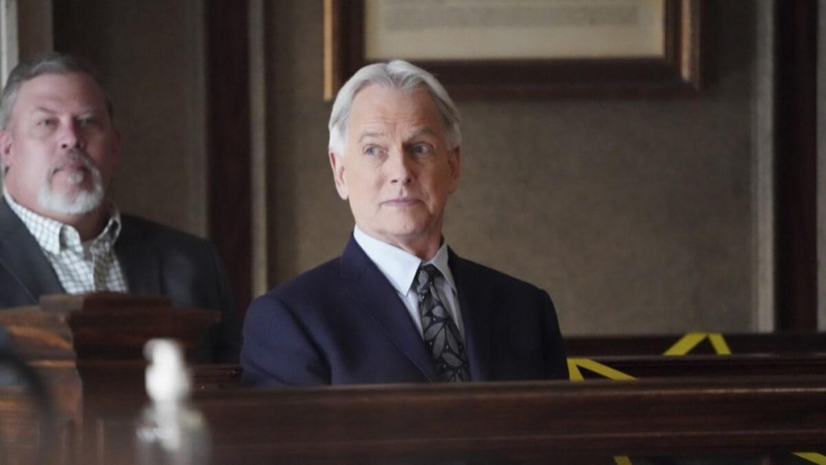Gibbs On NCIS AGain