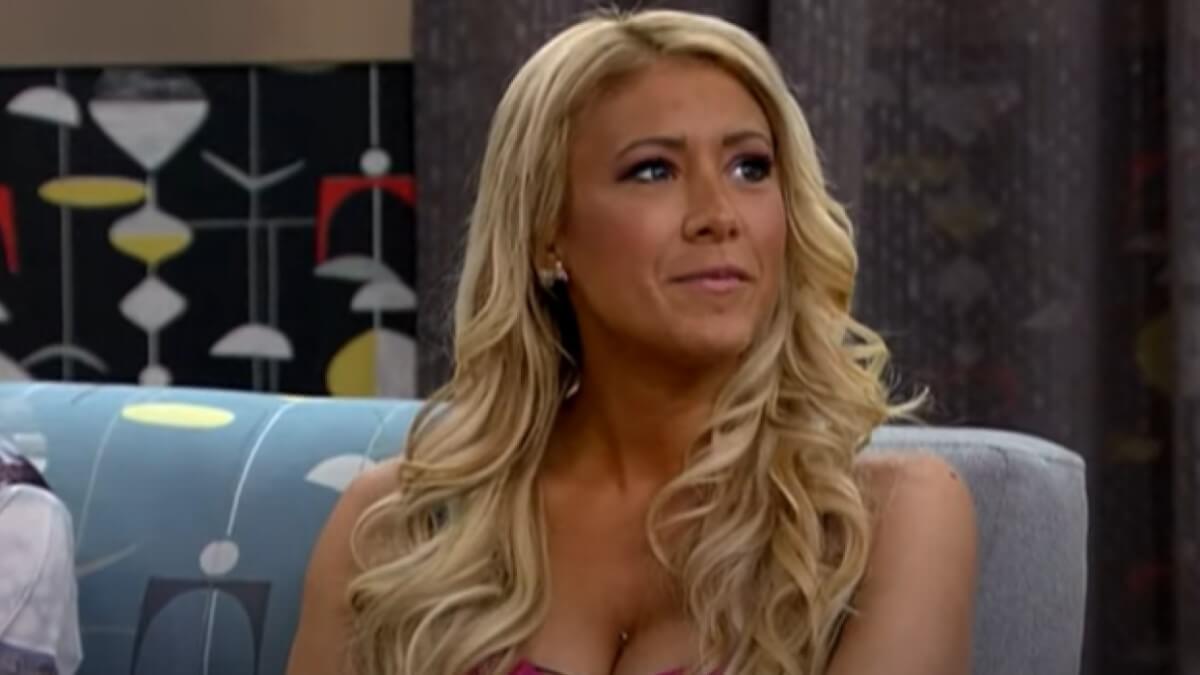 GinaMarie Zimmerman On Big Brother 15