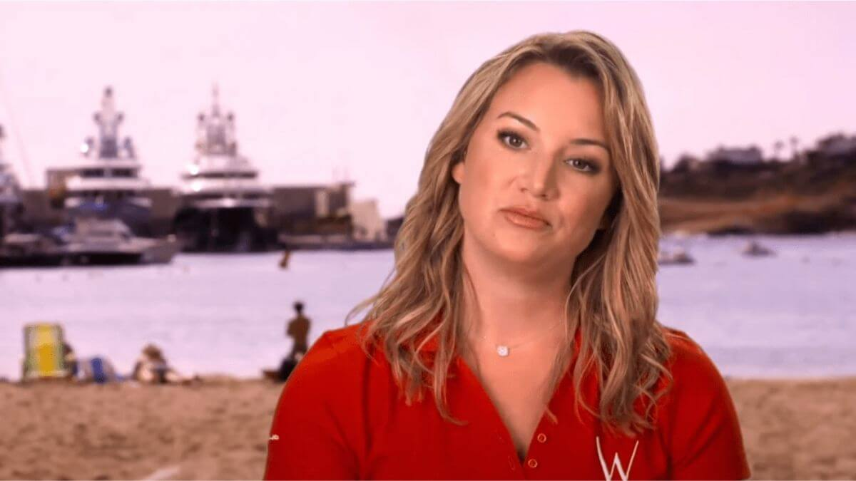 Hannah Ferrier from Below Deck Med talks panic attacks and anxiety on Bravo show.