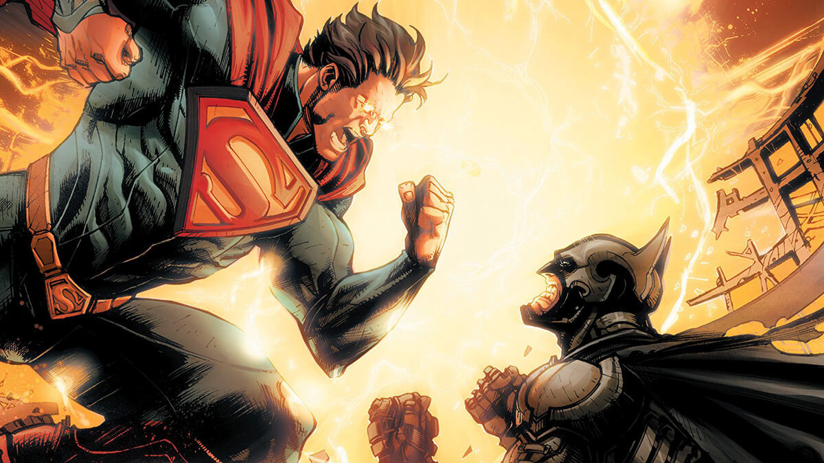 Injustice: Gods Among Us movie coming from Warner Bros.