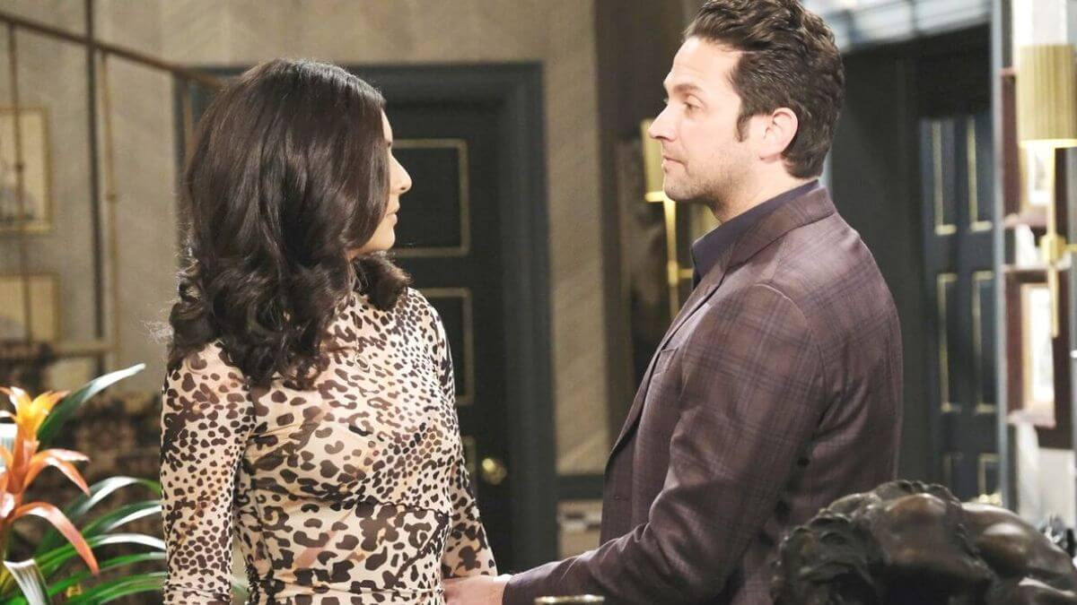 Days of our Lives spoilers reveal Jake gets honest with Gabi.
