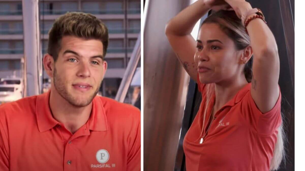 Jean-Luc Cerza Lanaux's STD scare and Dani Soares pregnancy left Below Deck Sailing Yacht producers stunned.