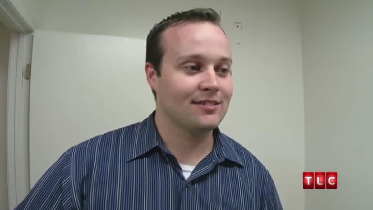 Josh Duggar on 19 Kids and Counting.