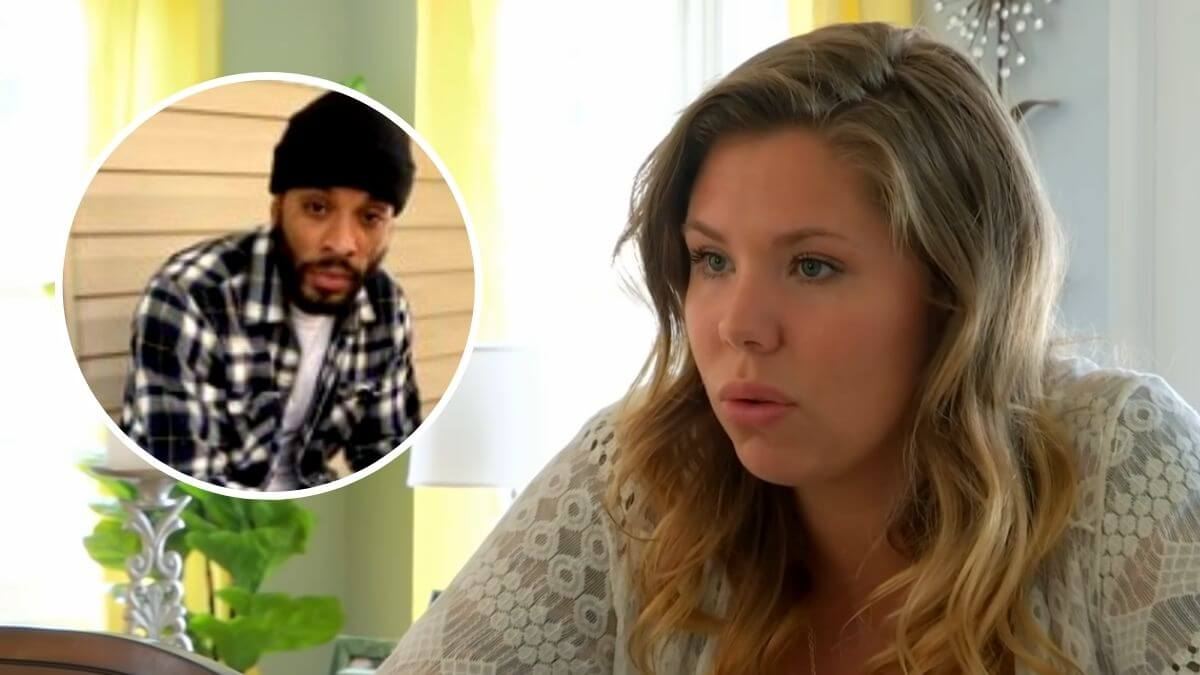 Kail Lowry of Teen Mom 2 and Chris Lopez