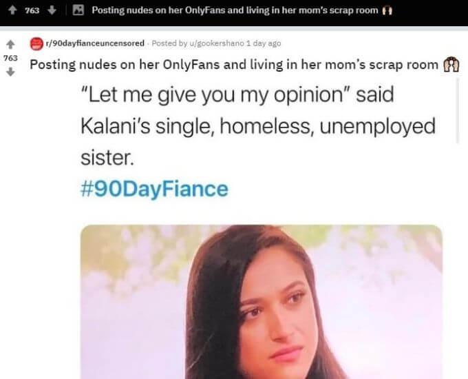 Reddit thread about Kolini