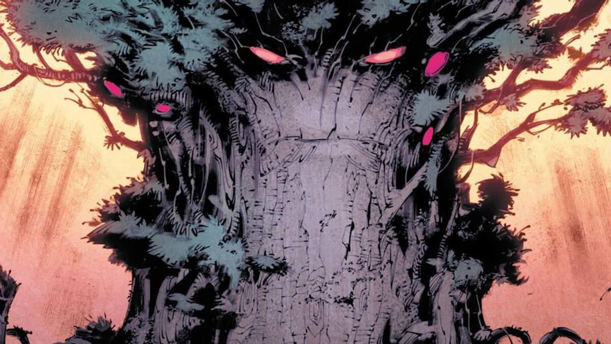 Krakoa in the X-Men