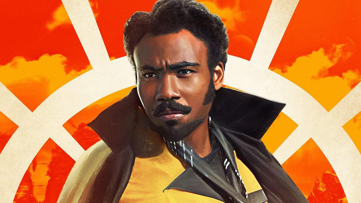 Lando in Star Wars