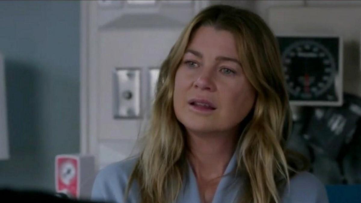 Meredith Grey's Anatomy