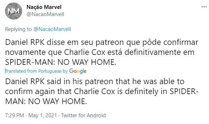 NacaoMarvell tweet