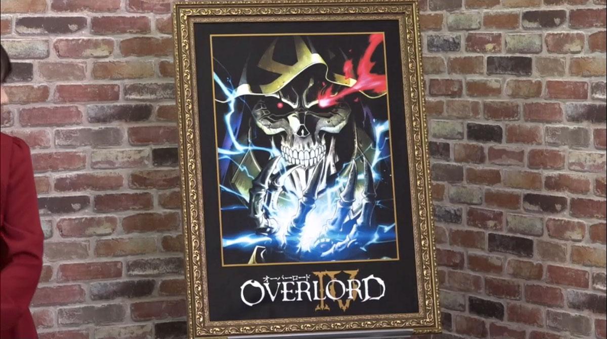 Overlord Season 4 Logo