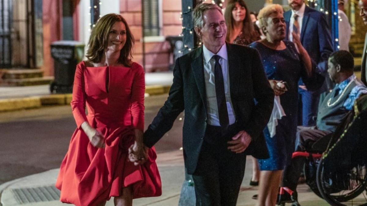 Rita And Pride NCIS Wedding