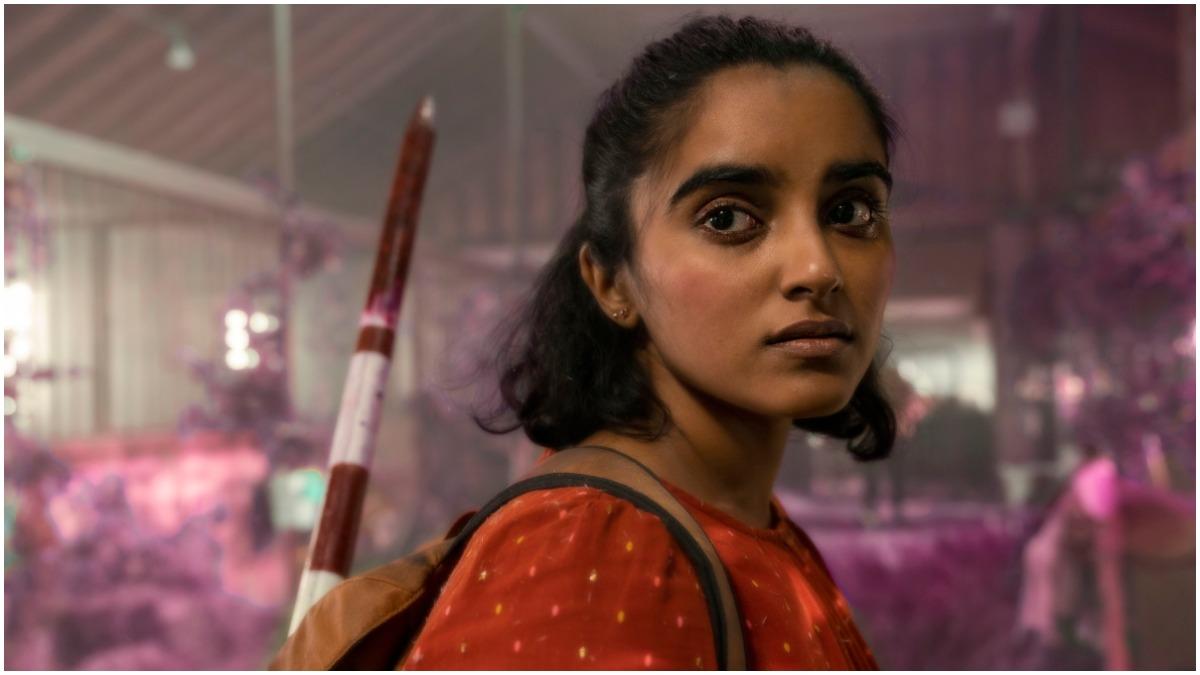 Sahana Sprinivasan stars as Athena, as seen in Episode 12 of AMC's Fear the Walking Dead