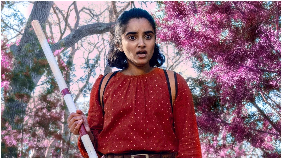 Sahana Srinivasan stars as Athena, as seen in Episode 12 of AMC's Fear the Walking Dead Season 6
