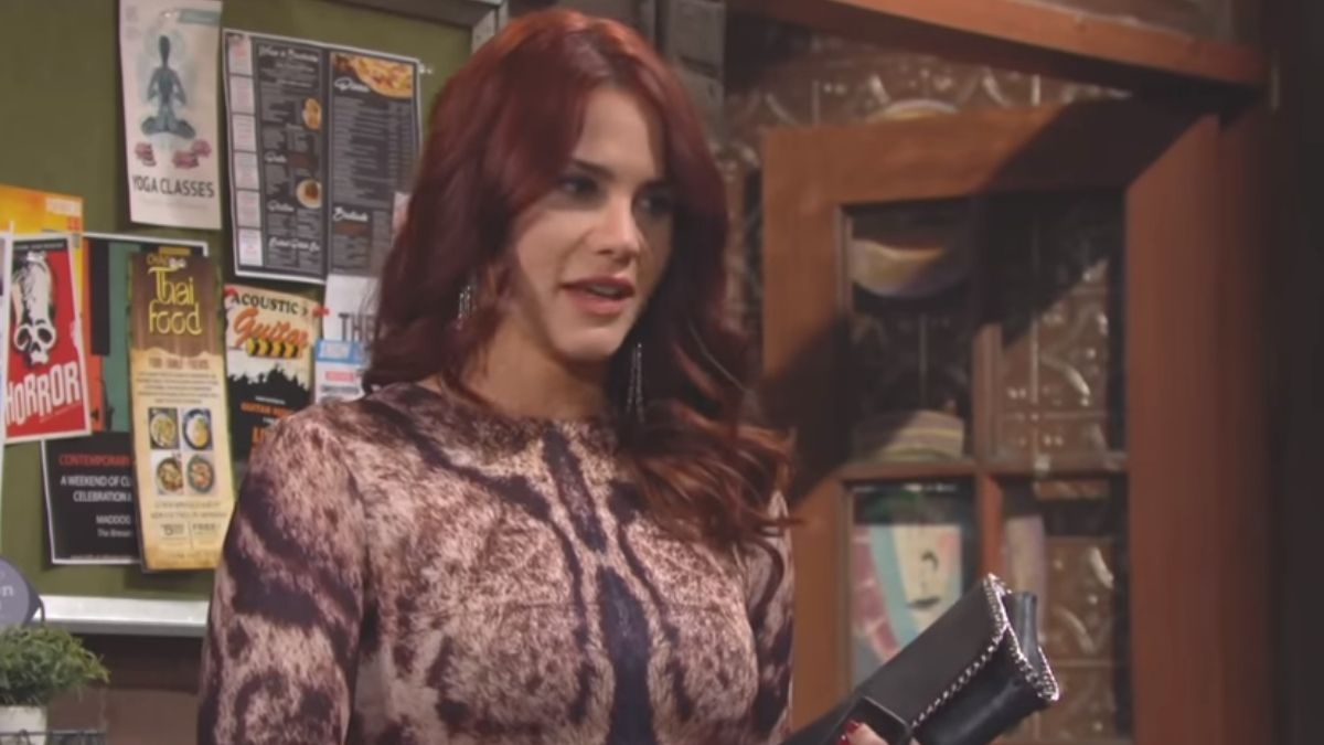 The Young and the Restless spoilers tease Sally makes trouble.