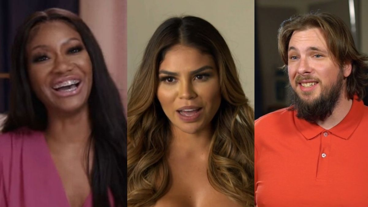 Brittany Banks, Fernanda Flores, Colt Johnson of 90 Day: The Single Life
