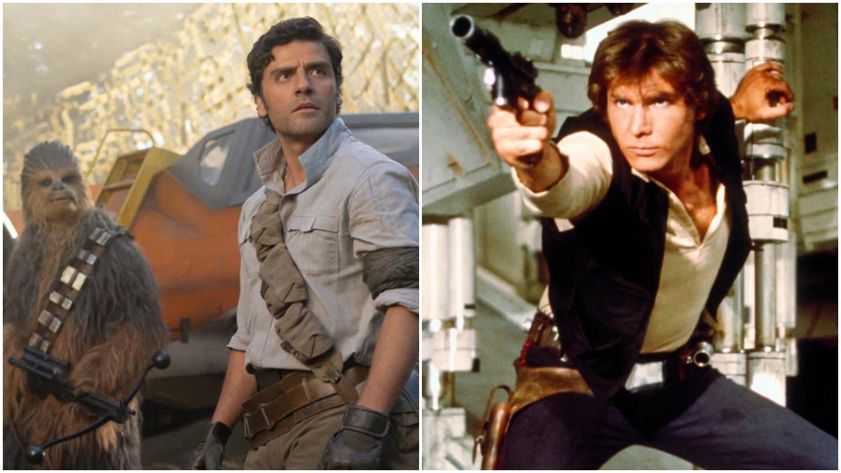 Star Wars non-Jedi characters