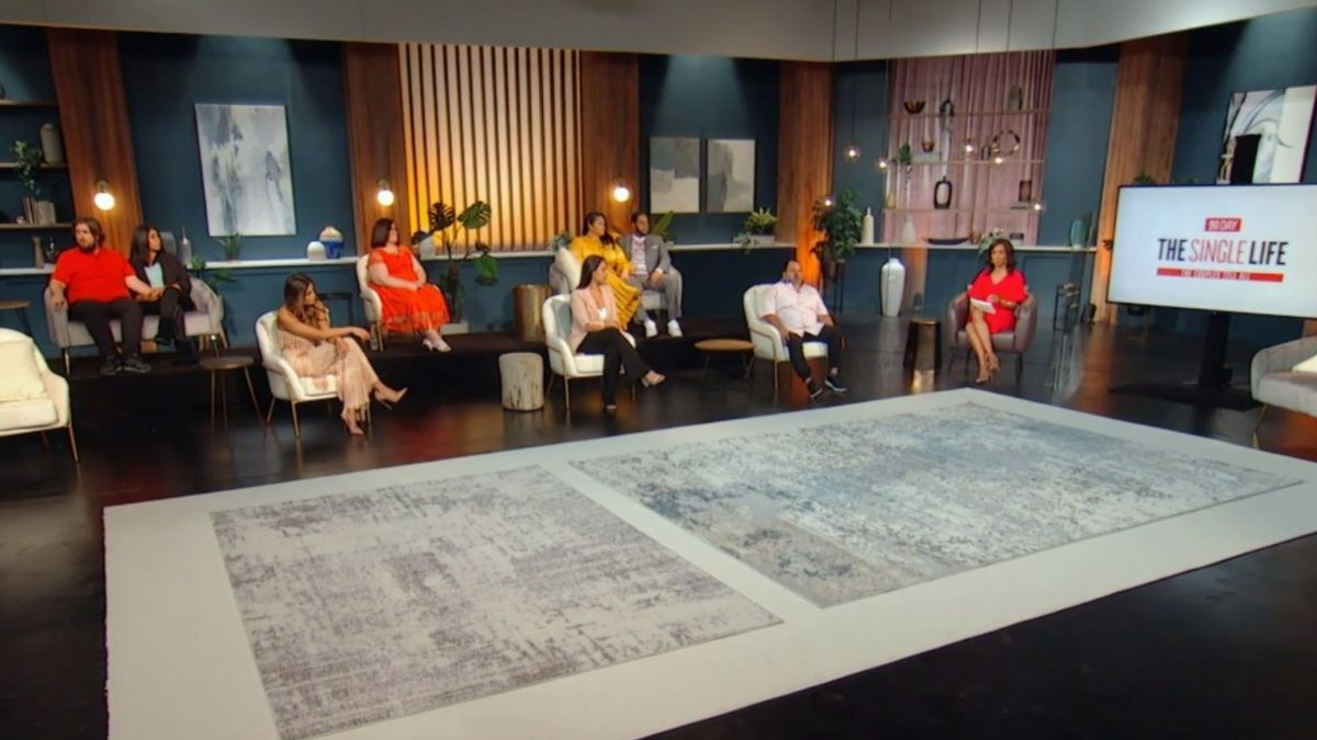 90 Day: The Single Life cast at the Tell All