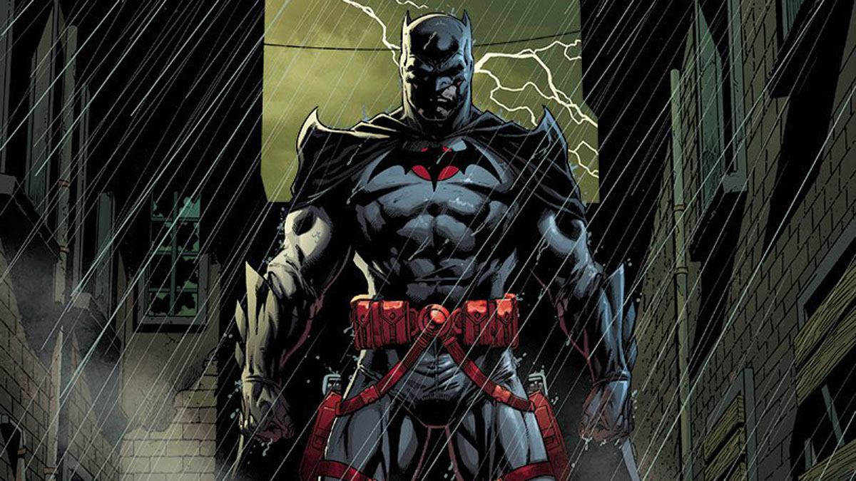 Flashpoint: Thomas Wayne, Batman
