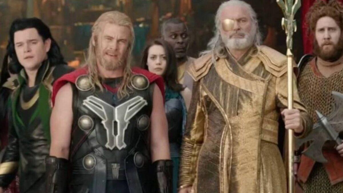 Fake Thor cast