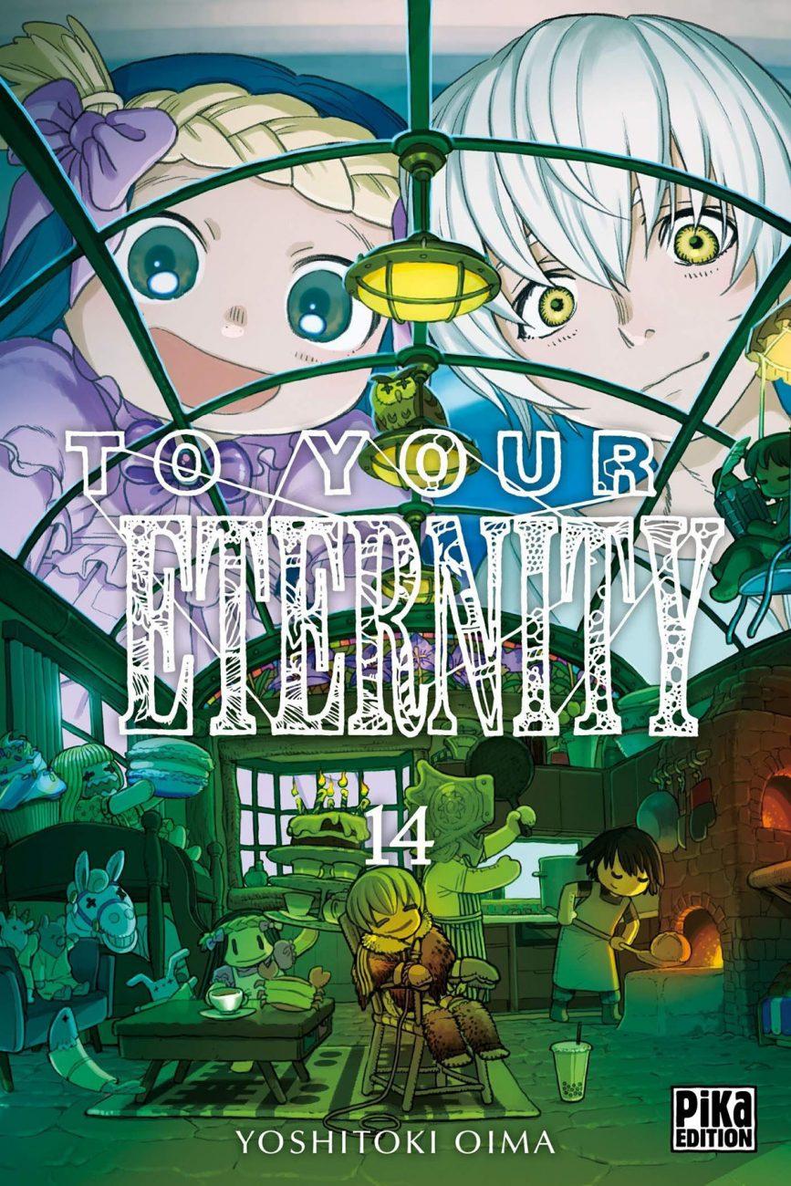 To Your Eternity Volume 14